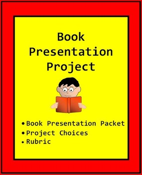 Book Presentation Project: During and/or After Reading w/