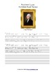 Gilbert Stuart Paintings with Presidential Quotes-Copywork