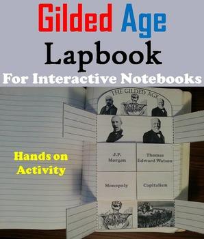 Gilded Age Unit (Robber Barons, Andrew Carnegie, Rockefeller etc)