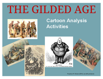 Gilded Age Cartoon Analysis