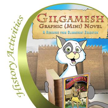 Glimmercat's Gilgamesh Graphic Mini Novel