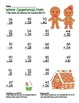 Gingerbread 2 Digit Subtraction & Addition Regrouping - Co