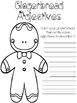 Gingerbread Adjectives