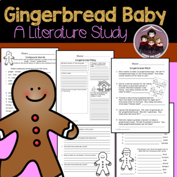 Gingerbread Baby: A Literature Unit