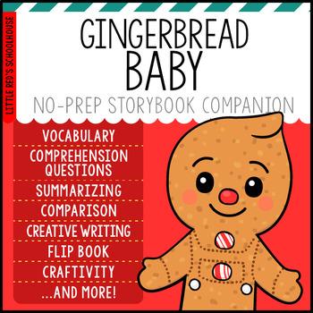 Gingerbread Baby - Jan Brett