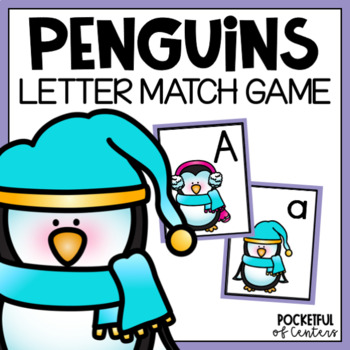 Penguins Beginning Sounds Match