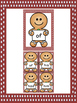 Gingerbread Boy Dolch First Grade Sight Word Posters and F