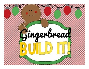 Gingerbread Build It!