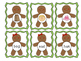 Gingerbread CVC Matching Game