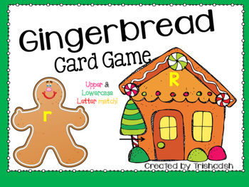 Gingerbread Card Game