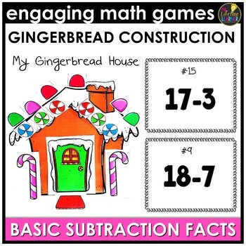 Subtraction Facts Game