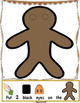 Gingerbread Cookies & Treats-BUNDLE (PreK-2/SPED/ELL)