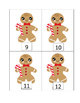 Gingerbread Counting 1-20