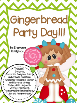 Gingerbread Day (Georgie the Gingerbread Fairy)