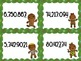 Gingerbread Decimal Place Value Sorting Center Activity