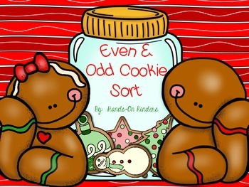 Gingerbread Even and Odd Center