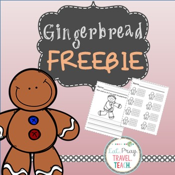 Gingerbread FREEBIE