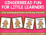 Gingerbread Fun for Little Learners