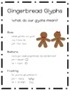 Gingerbread Glyph