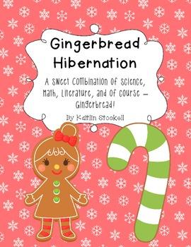 Gingerbread Hibernation:  An Interactive Mini-Book & Scien