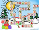 Gingerbread Holiday Theme Flash Card Review Game