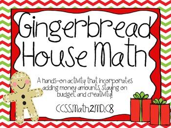 Gingerbread House Math