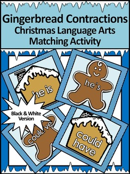 Gingerbread Language Arts Activities: Gingerbread Contract