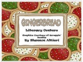 Gingerbread Literacy Centers {8 Hands on Literacy Centers}