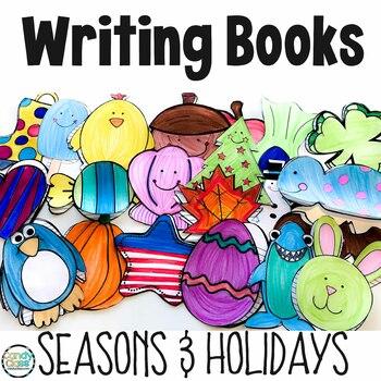 Gingerbread Man Flip Book - A Reading Response Writing Activity