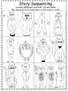 Gingerbread Man BUNDLE! Glyph, Literacy and Math, Prek and