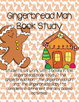 Gingerbread Man Book Study