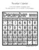 December Calendar Craft and MORE