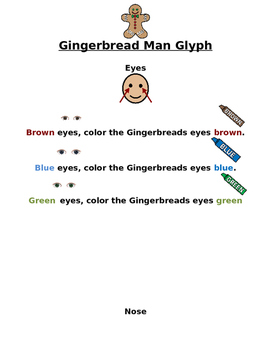 Gingerbread Man Glyph