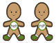 Gingerbread Man: Short a Activity Center