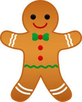 Gingerbread Man Story Organizer