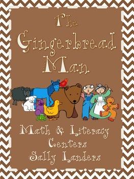 FUN on the RUN! Gingerbread Man & Brown Bear! Common Core