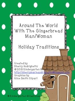 Gingerbread Man/Woman Around The World
