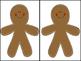 Gingerbread Math Centers FREEBIE