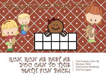 Gingerbread Math Fun!