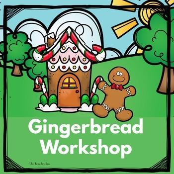 Kindergarten - Special Education-Christmas-Gingerbread Mat