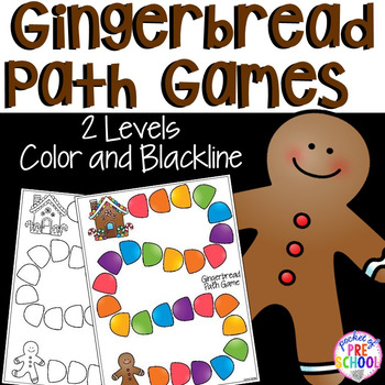 Gingerbread Path Games