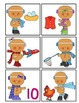 Gingerbread Rhymes for Phonological Awareness Literacy Centers