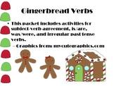 Gingerbread Verbs
