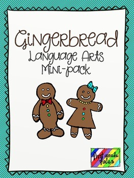 Gingerbread mini-pack