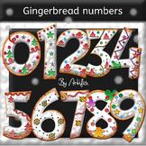 Gingerbread numbers!