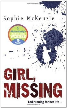 Girl, Missing by Sophie McKenzie Word Search Puzzle (Vocabulary)
