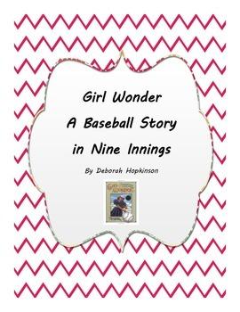 Girl Wonder: A Baseball Story in Nine Innings Comprehensio