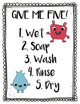 Give Me 5! [Monster Theme]