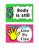 Give Me Five Mini Posters