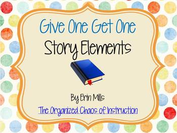 Give One Get One-Story Elements